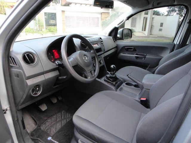 Baixou! Amarok Modelo S 2015 4x4 Diesel Kit Confortline da Mod. SE- Manual 6M- Completa - Foto 4