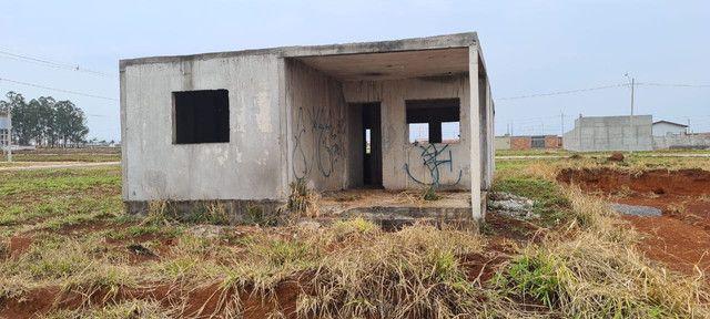 Agio Casa 3/4 em Trindade construção Inacabada .setor solange