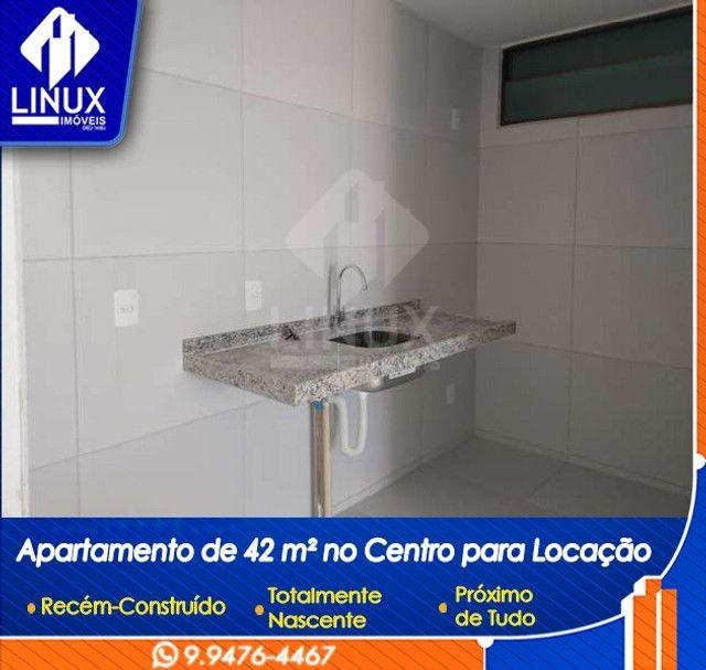 Apartamento de 1 Quarto no Centro de Caruaru p/ Locação - Foto 7