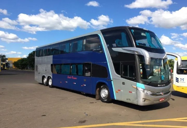 Ônibus Marcopolo Paradiso G7