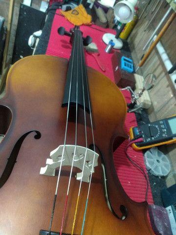 Luthier violino, violaocello e baixo  - Foto 6