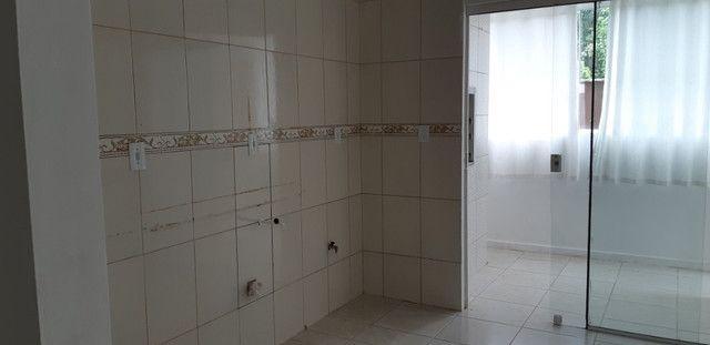 Alugo apartamento térreo com 2 quartos no São Marcos - Joinville/SC - Foto 9
