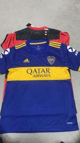 Camisas de time personalizadas 1 linha  - Foto 6