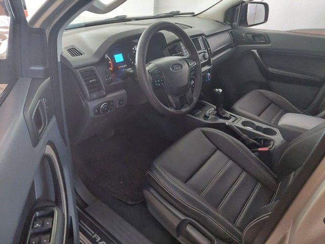 Ranger xls aut 4x4 revisada aceito troca - Foto 5
