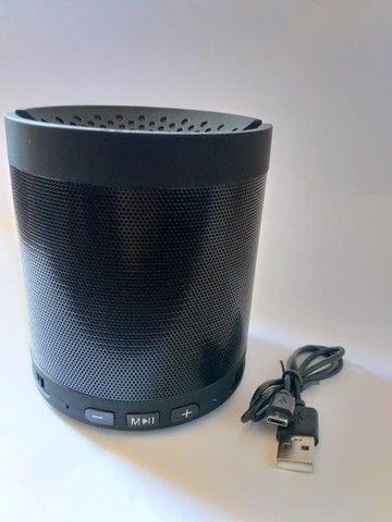 caixinha de som bluetooth com suporte HF- Q3 speaker wireless