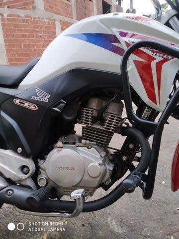 Vendo moto tintan 150 flex 2014 2015  - Foto 6