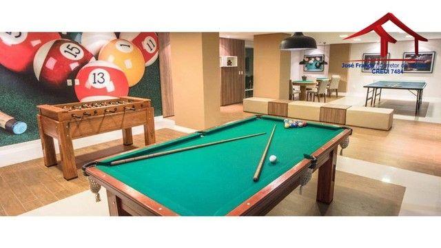 Apartamento com 3 dormitórios à venda, 112 m² por R$ 753.000,00 - Guararapes - Fortaleza/C - Foto 12