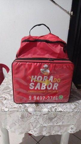 Bag usadas poucas vezes
