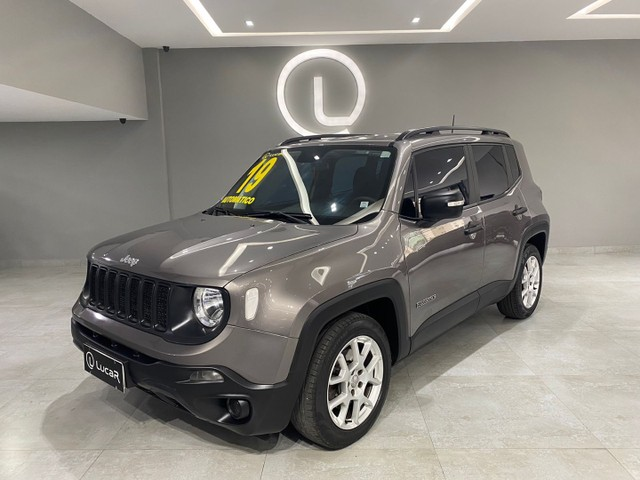 Jeep Renegade Sport Aut -2019 - Foto 4