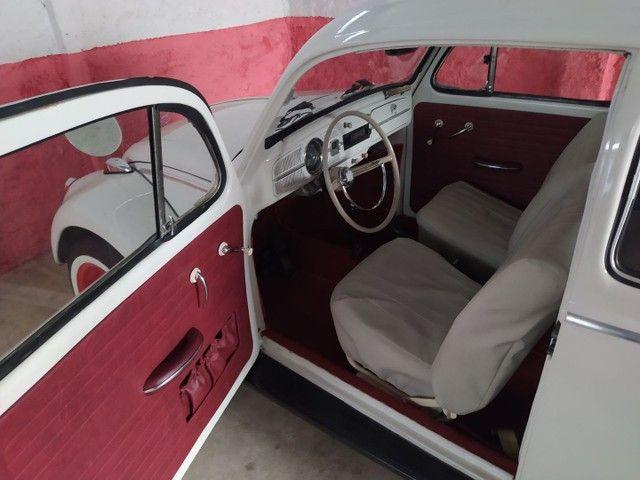 Vende- se Fusca 1969 valor R$ 24.999,00 - Foto 4