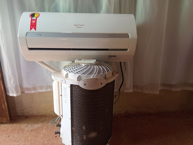Instalação ar condicionado 230 reais