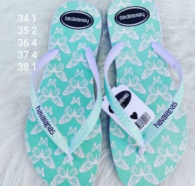 Sandálias havaianas  - Foto 2
