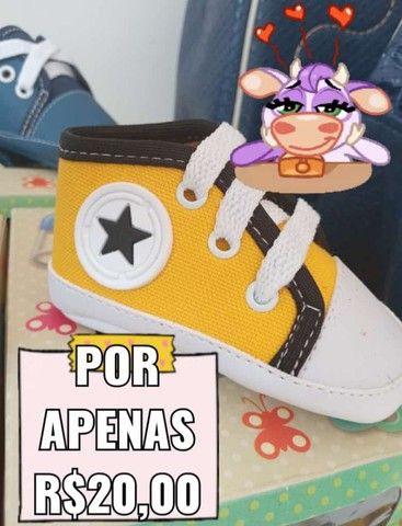 Sapato bebê - Foto 6