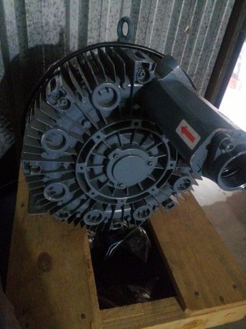 Compressor radial  - Foto 4
