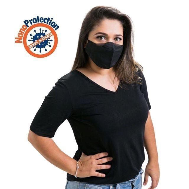 Máscaras Antivirais Promo Relãmpago - Apenas R$ 10,00 - Pronta Entrega - Foto 5