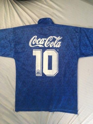 Camiseta Lendária Original Cruzeiro  - Foto 3