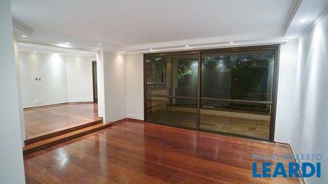 Apartamento para alugar com 4 dormitórios em Jardim paulistano, São paulo cod:610260 - Foto 3