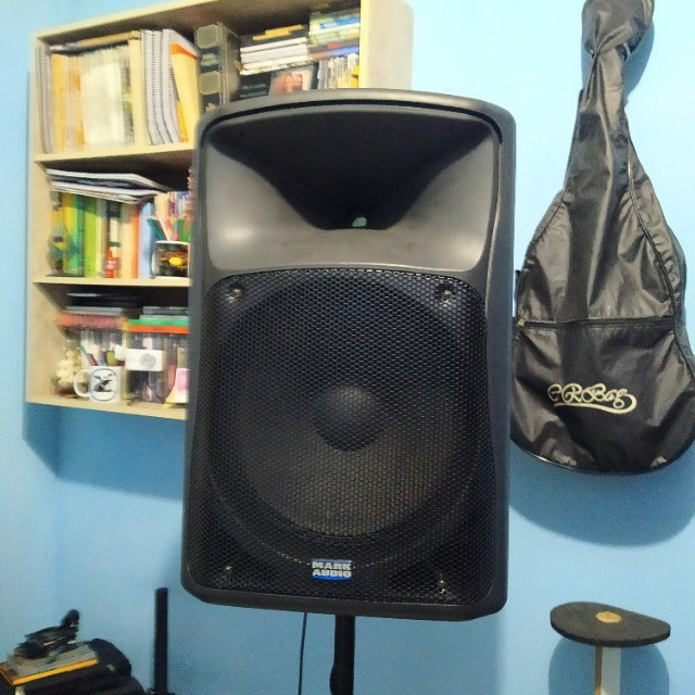 Caixa ativa MarkAudio 500w - Foto 2