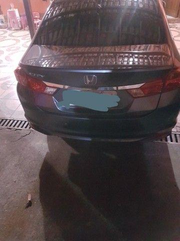 Vendo carro  novo honda city elx - Foto 10