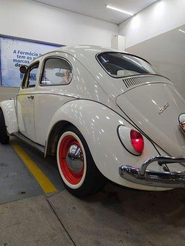 Vende- se Fusca 1969 valor R$ 24.999,00 - Foto 3