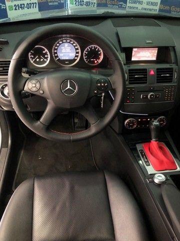 Mercedes- Benz C 180 1.8 Blindada 2011 Aut - Foto 8