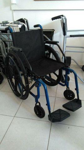 Cadeira de Rodas (Aluguel Mensal) - Foto 2