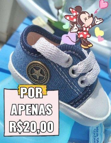 Sapato bebê - Foto 2