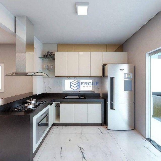 Casa com 3 dormitórios à venda, 132 m² por R$ 469.000,00 - Coité - Eusébio/CE - Foto 7
