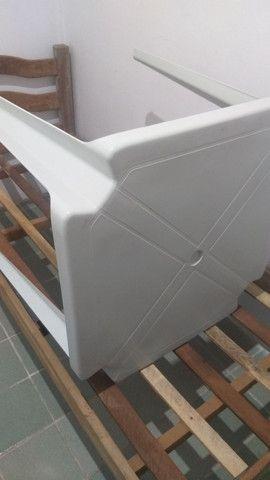 Mesa de plástico quadrada  - Foto 3