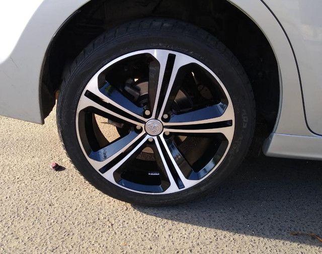 Vendo conj 4 Rodas aro 18 Corolla - Foto 3