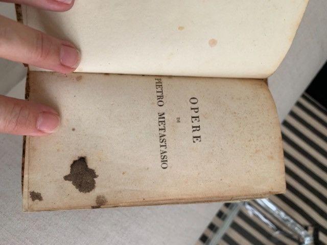 3 Livros Antiguidade - Foto 6