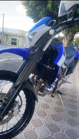 XT 660R 2013 Azul Perfeito Estado No Precinho