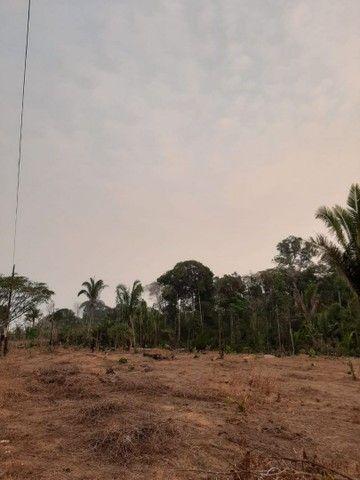 Vendo terreno no km 18 sentido Humaitá 45000 mil aceito proposta  - Foto 4