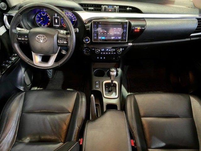 2016 Toyota Hilux SRX 4x4 2.8 TDI 16v Diesel Aut. - Foto 18