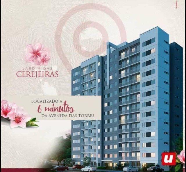 Apartamento no Jardins das Cerejeiras planta com até 03 dormitórios