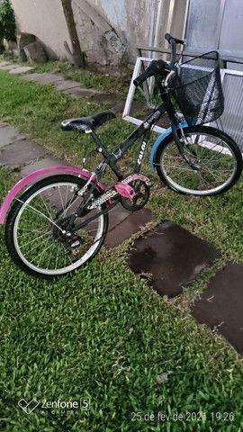 Bicicleta Caloi aro 20 - Foto 4
