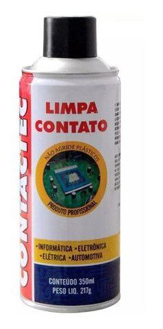 Limpa Contato Contatec 217g / 350ml Implastec - Loja Natan Abreu