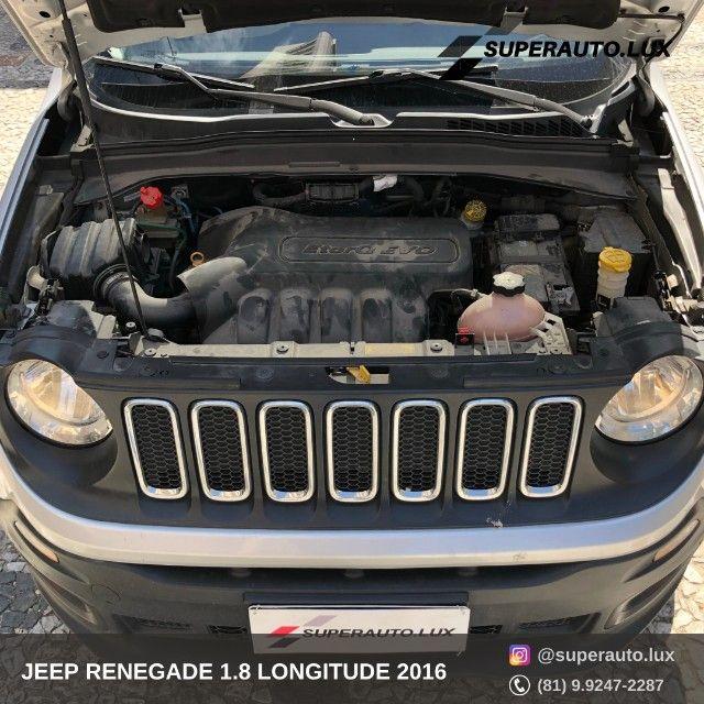 Jeep Renegade 1.8 Longitude 2016 - Foto 3