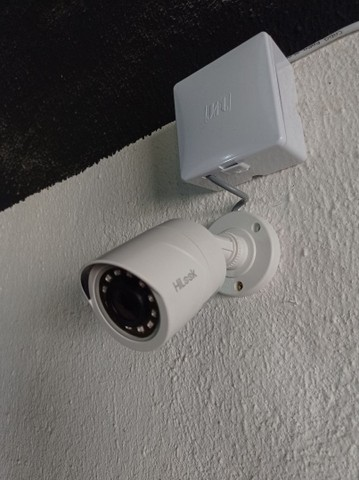 Câmeras alarmes cercas motores - Foto 4