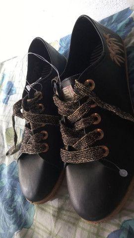 Sapato moleca novo N°37