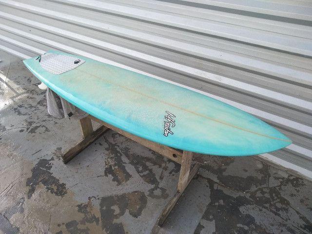 Prancha de surf fish, 6'6, Marcelo Freitas - Foto 3