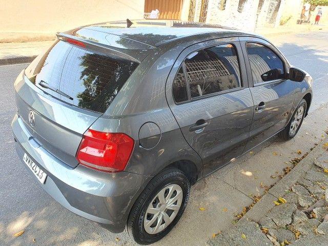 Volkswagen Gol 1.0 3 c completo apenas 34 mil km - Foto 5
