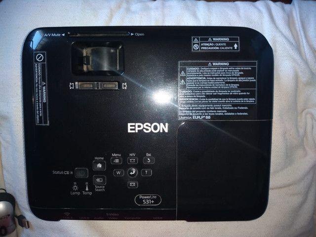 Projetor Epson Power life s31+ - Foto 6