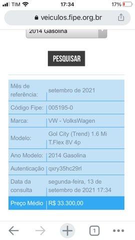 Volkswagen gol 1.6  - Foto 14