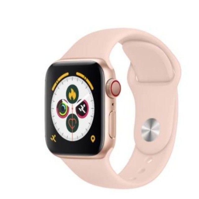 Smartwatch Chamada Bluetooth Relógio Inteligente X6 Plus X7 X8 monitor Cardíaco Fitness - Foto 2