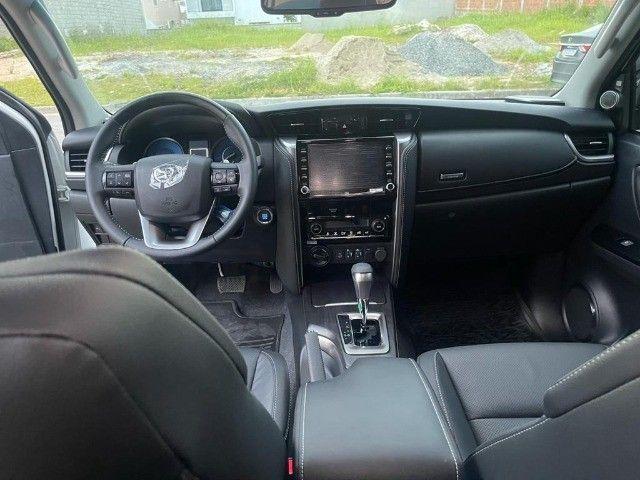 Toyota SW4 SRX 0KM 7 Lugares 2021 Pago Diesel - Foto 11