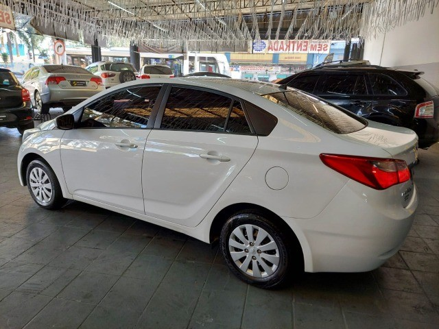 Hyundai Hb20S 1.6 Automático 2015 - Foto 7