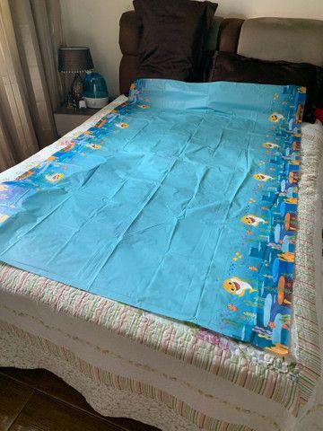 Kit painel de festa infantil Baby shark  - Foto 3