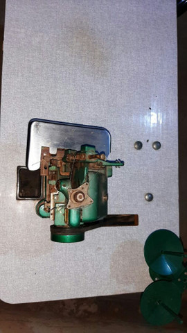 Máquina overloc semi industrial