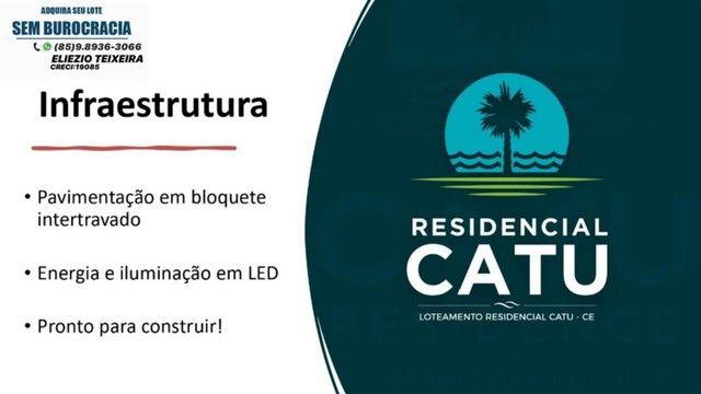 360 M² LOTEAMENTO RESIDENCIAL CATU - Foto 6